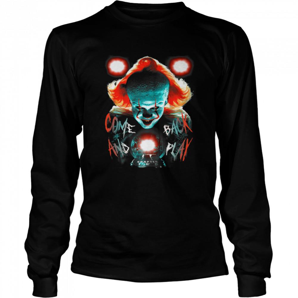 IT Dead Lights shirt Long Sleeved T-shirt