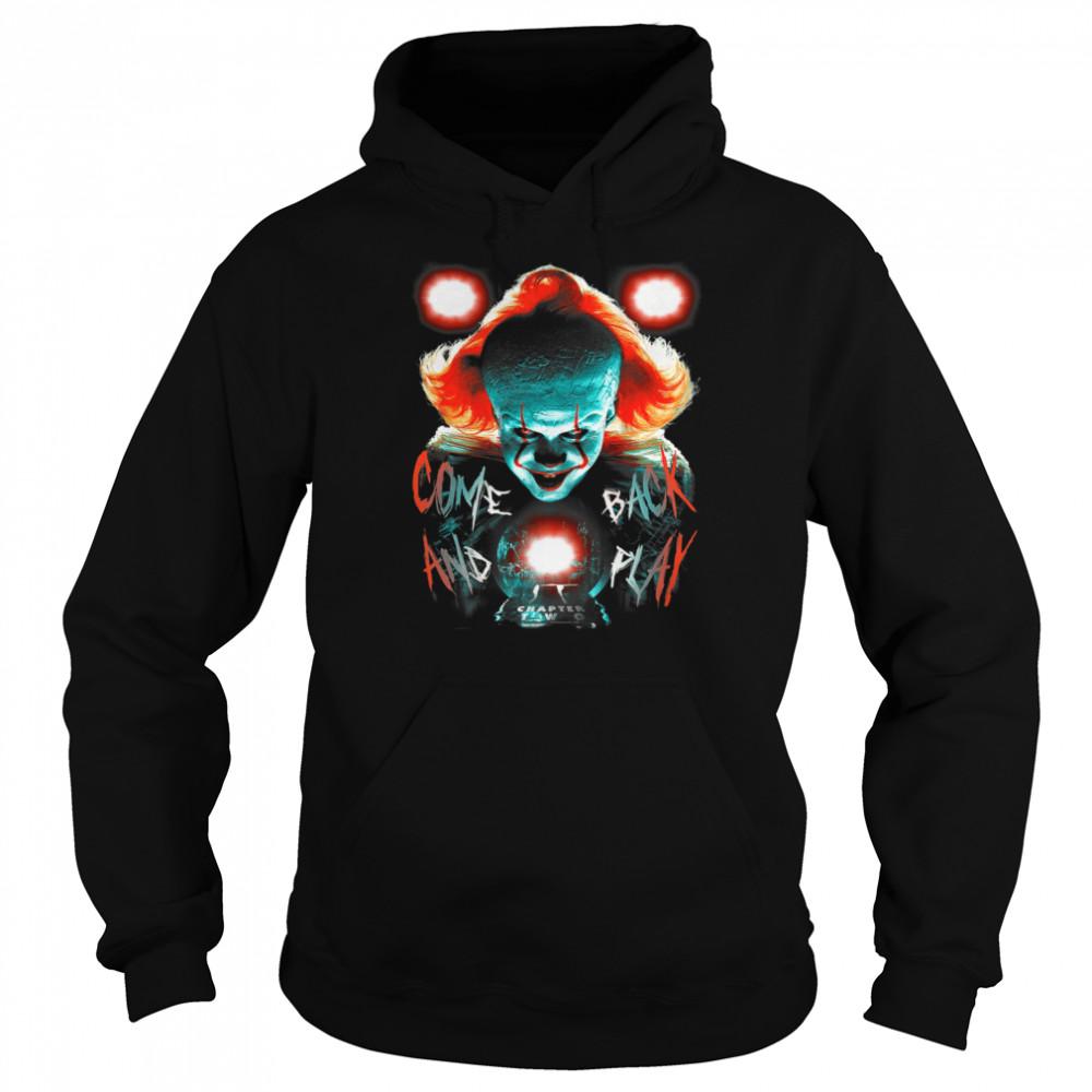 IT Dead Lights shirt Unisex Hoodie
