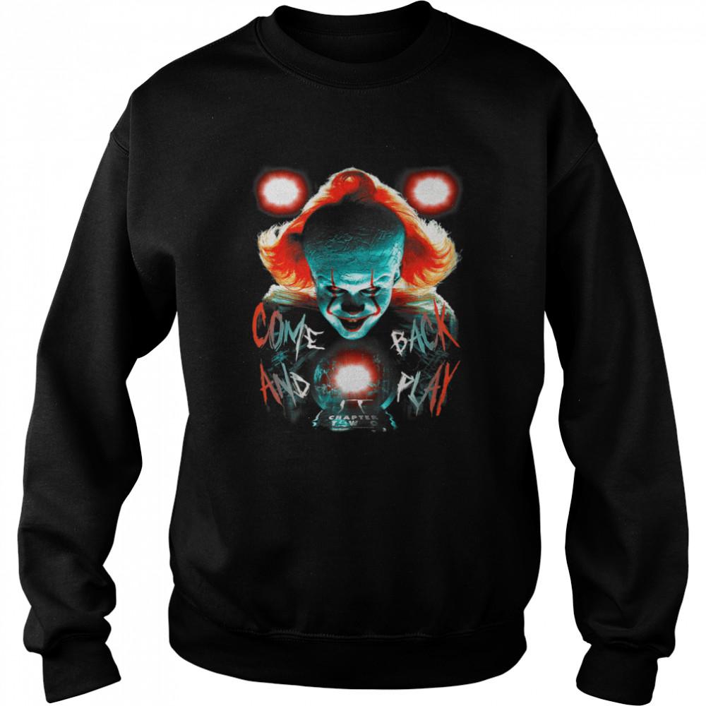 IT Dead Lights shirt Unisex Sweatshirt