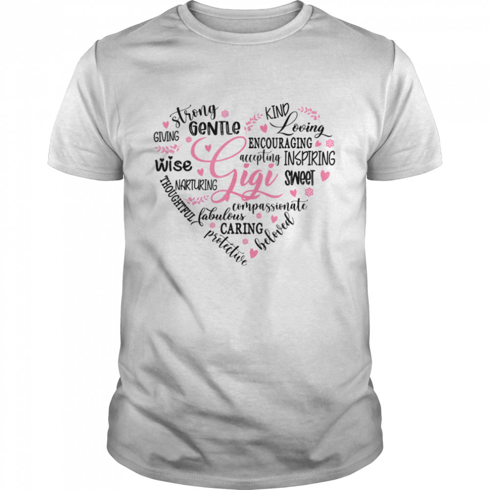 Happy Mother's Day My Beloved GiGi Mommy Sweet  Classic Men's T-shirt