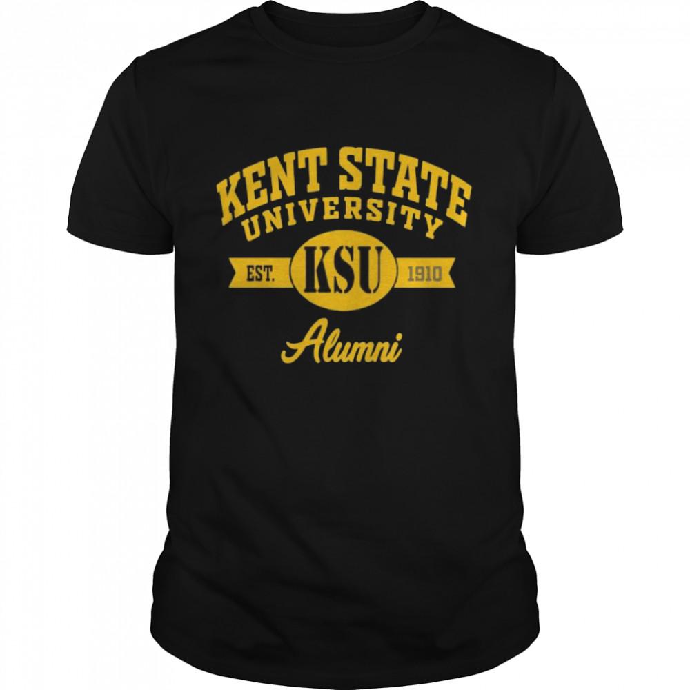 Kent State University Alumni 1910  Classic Men's T-shirt