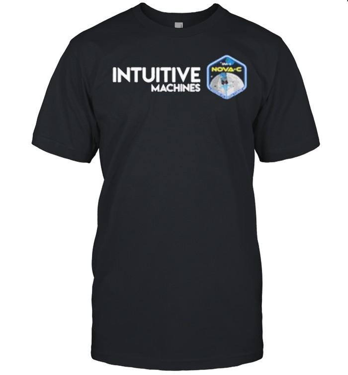 Intuitive Machines Nova-c shirt Classic Men's T-shirt
