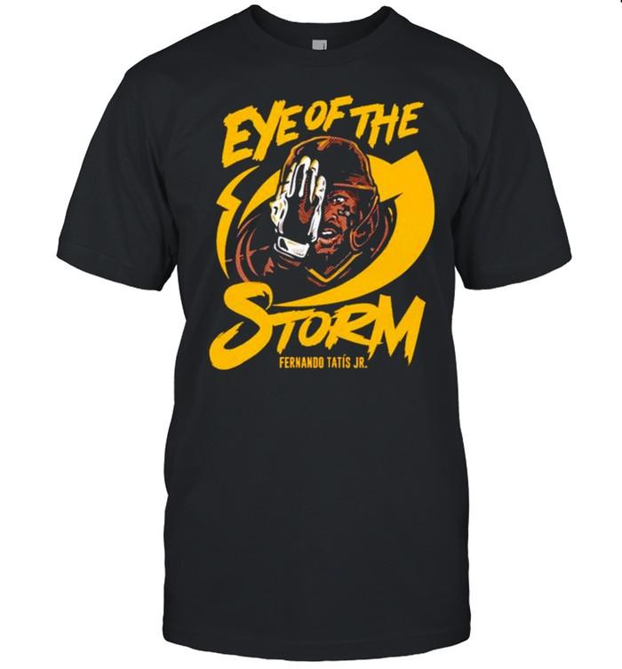 Fernando Tatís Jr. Eye Of The Storm shirt Classic Men's T-shirt