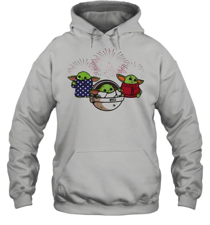 baby yoda star wars  unisex hoodie