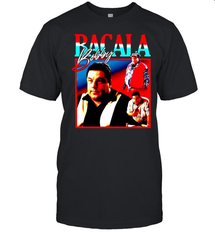 Bacala Bobby Hbo The Sopranos T-shirt Classic Men's T-shirt
