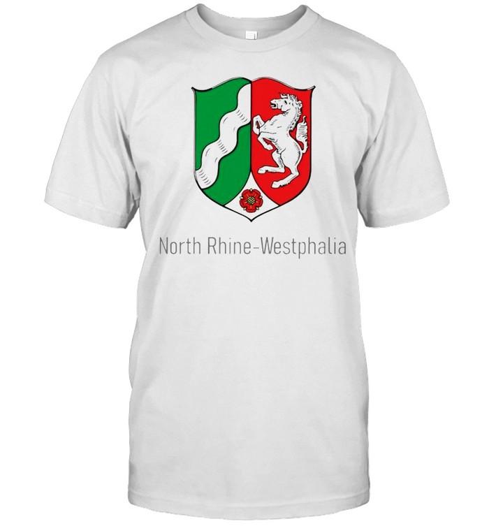 North Rhine Westphalia shirt Classic Men's T-shirt