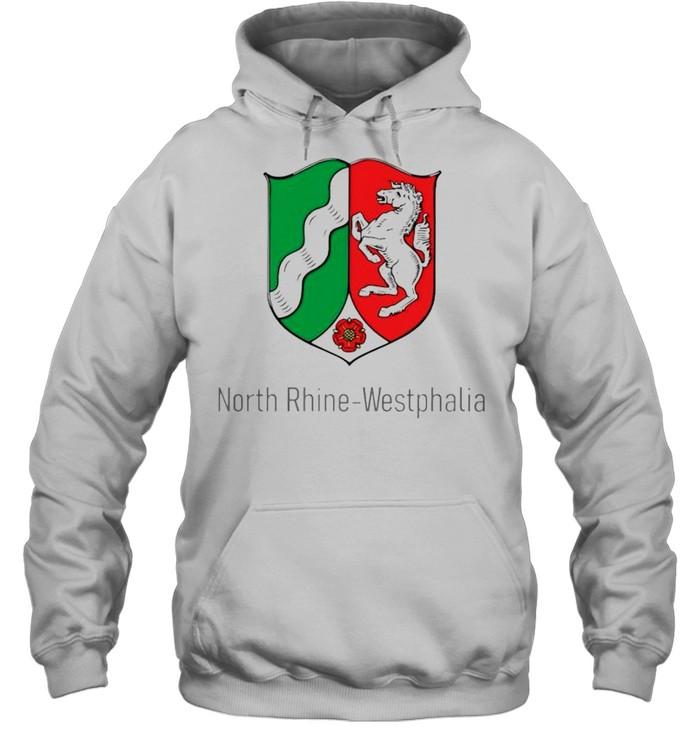 North Rhine Westphalia shirt Unisex Hoodie