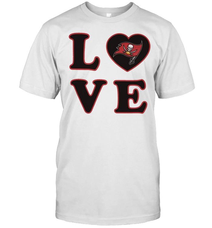 Tampa Bay Buccaneers 47 Love Club shirt Classic Men's T-shirt