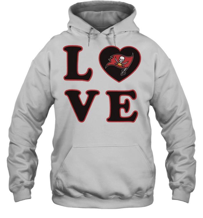 Tampa Bay Buccaneers 47 Love Club shirt Unisex Hoodie