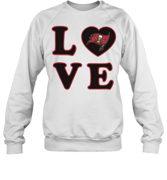 Tampa Bay Buccaneers 47 Love Club shirt Unisex Sweatshirt