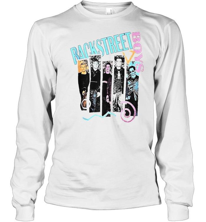 Vintage Backstreet Boy T- Long Sleeved T-shirt