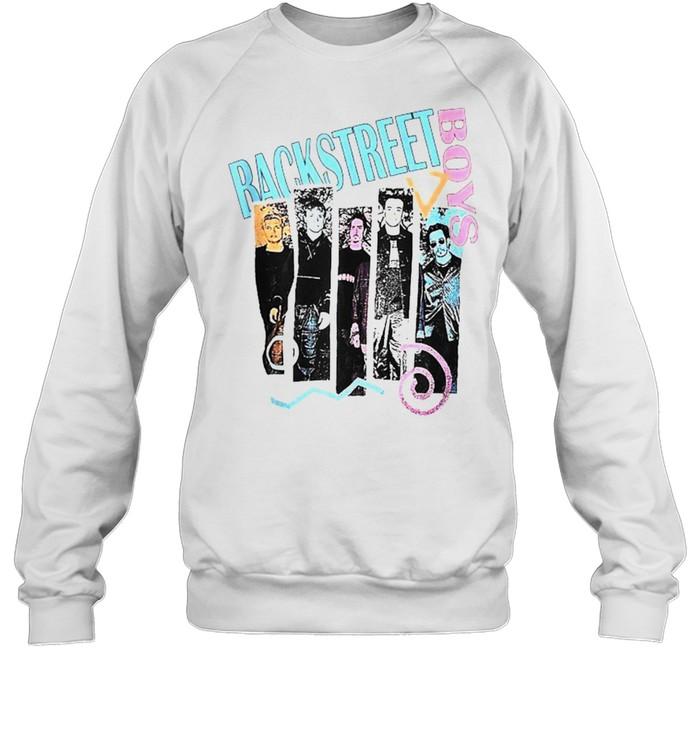 Vintage Backstreet Boy T- Unisex Sweatshirt
