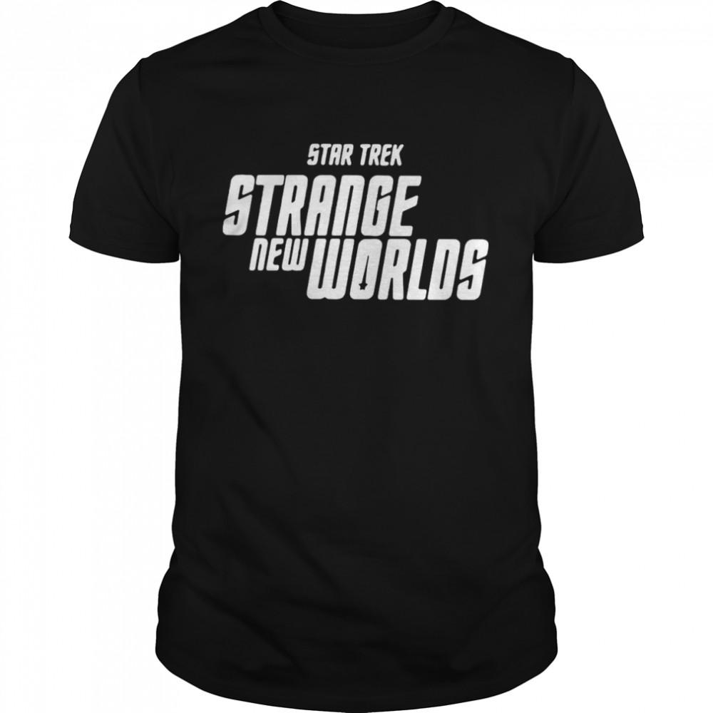 Star Trek Strange New Worlds T-shirt Classic Men's T-shirt